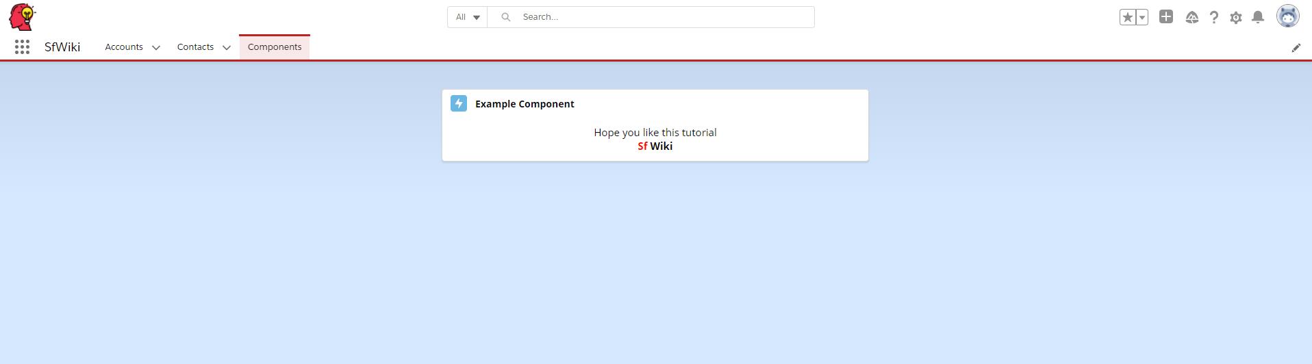 Remove Lightning App Page Header